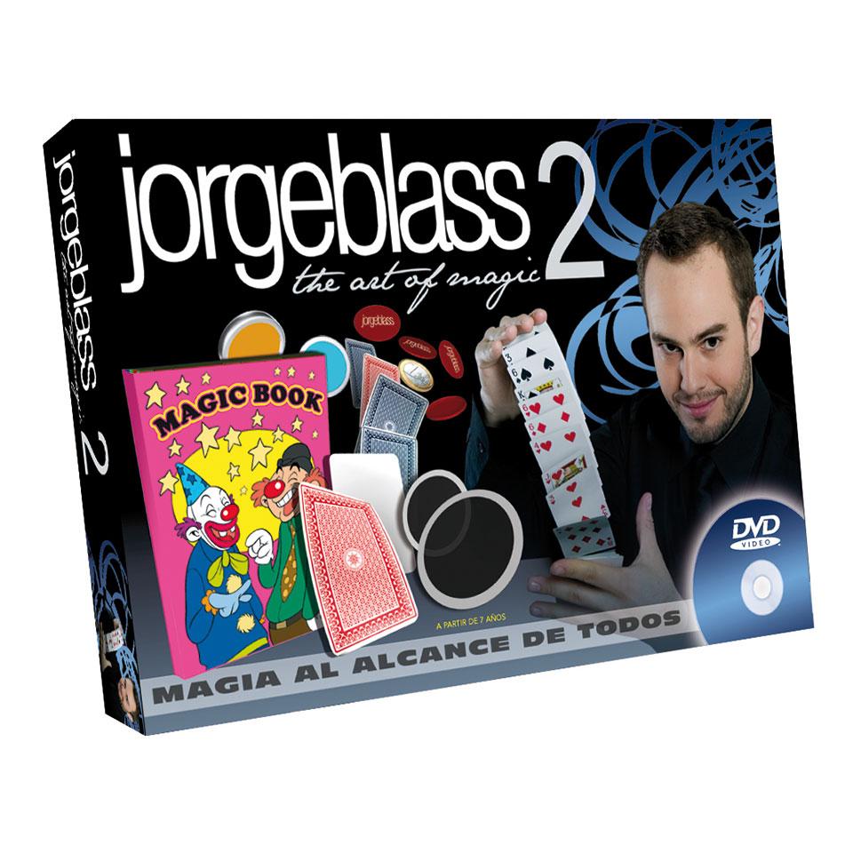 Caja de Magia - Jorge Blass Vol.2
