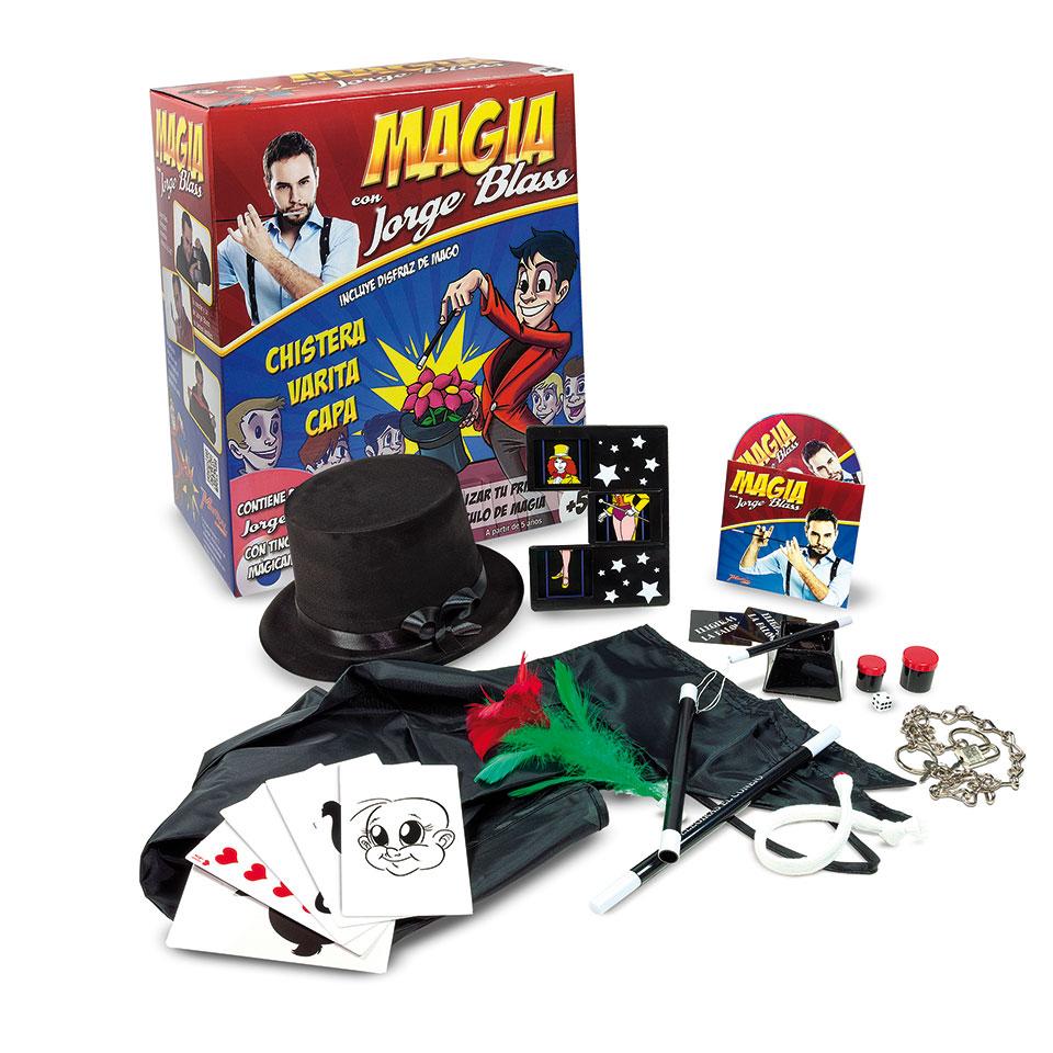 Caja de Magia - Magia con Jorge Blass Vol.1