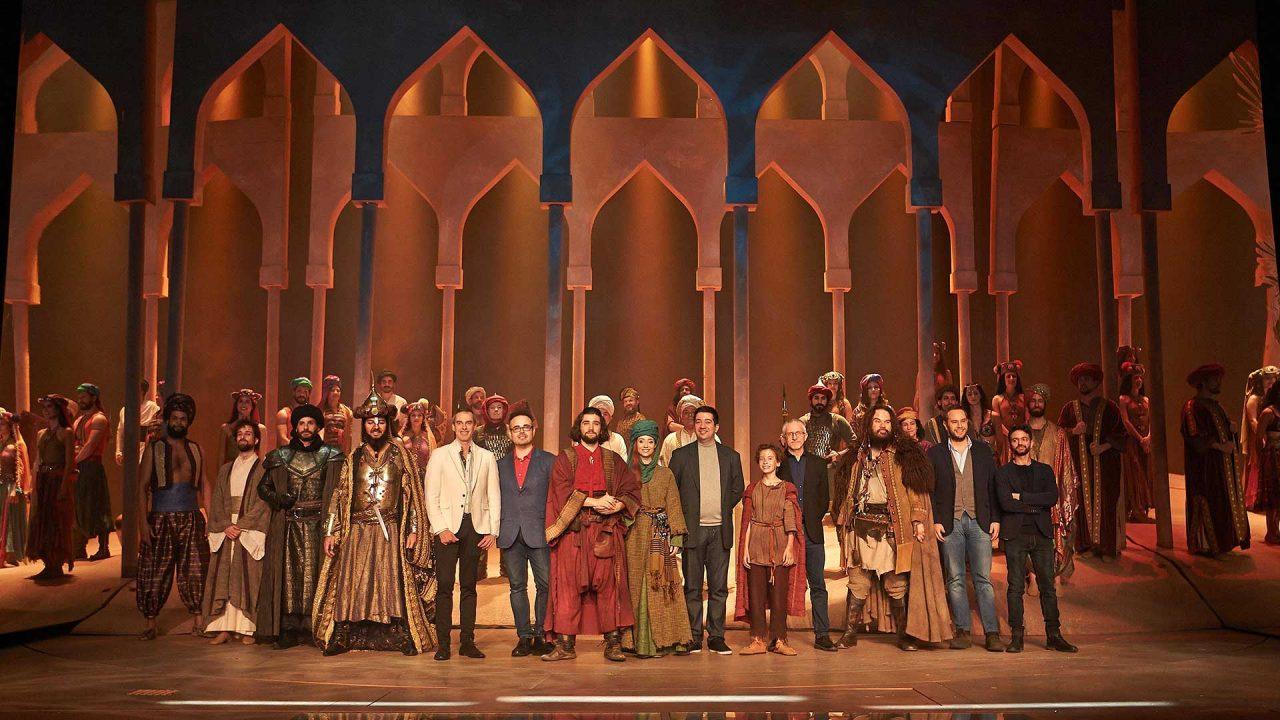 El Médico, el musical. Una obra llena de magia