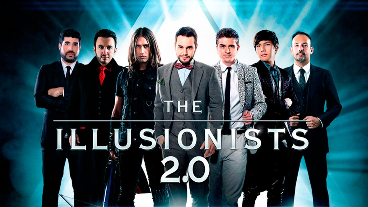 THE ILLUSIONISTS 2.0 Panamá