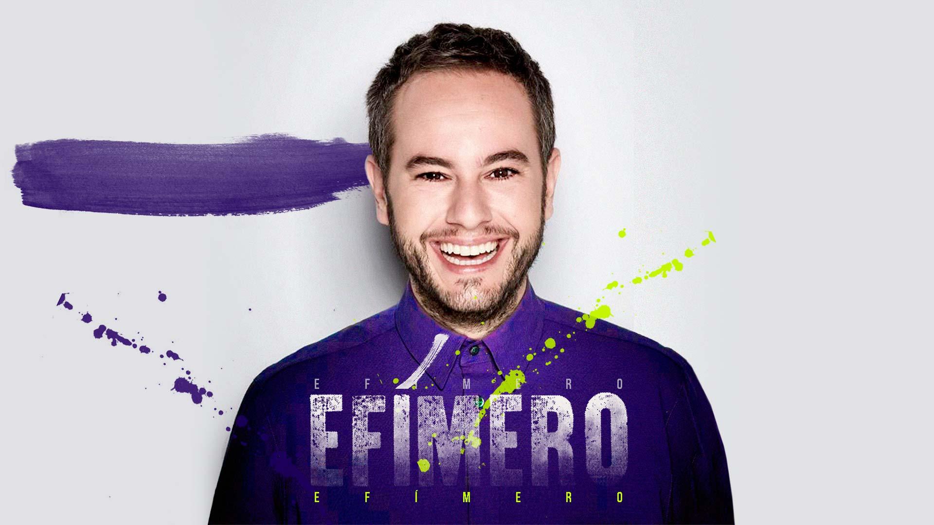 Jorge reinventa la magia en su nuevo espectáculo de magia Online: EFÍMERO