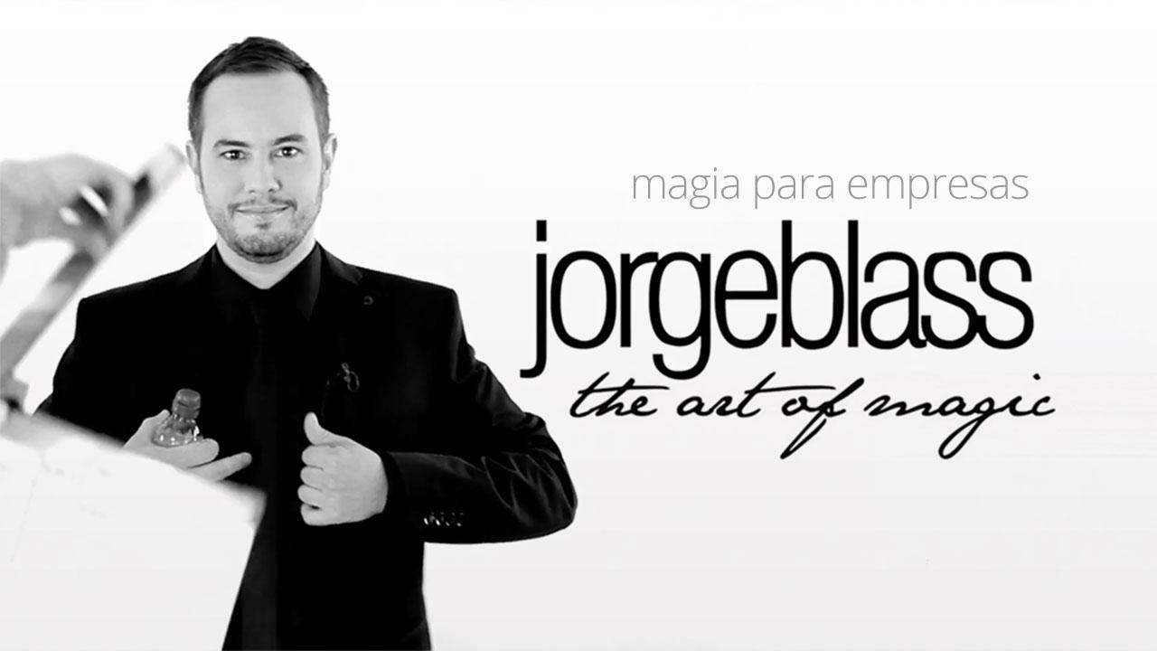 Jorge Blass ¬ Magia para empresas y eventos